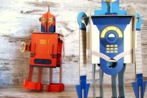 Per i bambini la scienza è servita: costruire robot e capire come funzionano