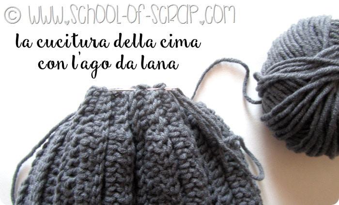 Du gust is megl che One: berretto + scaldacollo, uncinetto e Cashmere Wool Bettaknit