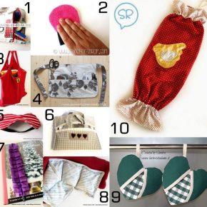 Raccolta di idee: 10 regali da fare con il cucito creativo (anche per negati)