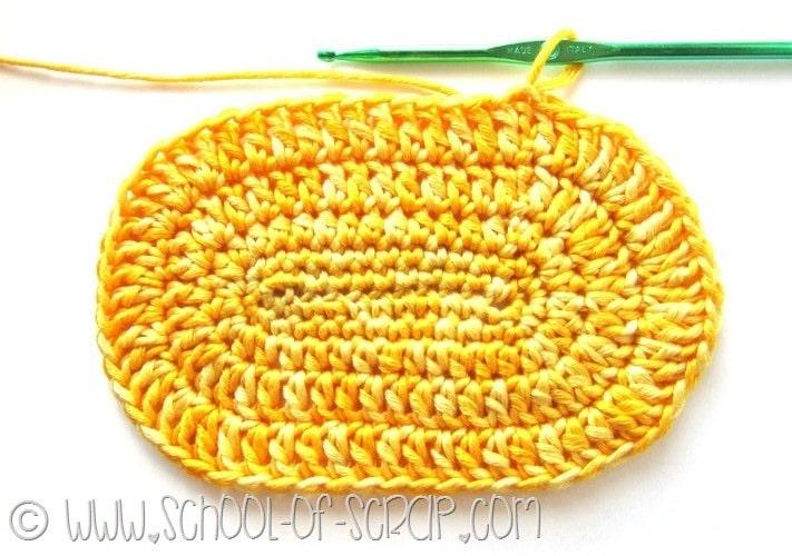 Scuola di Uncinetto: come fare un ovale perfetto a crochet