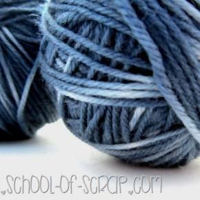 Tutorial: come tingere filati di lana e cotone in 30 minuti con Coloreria