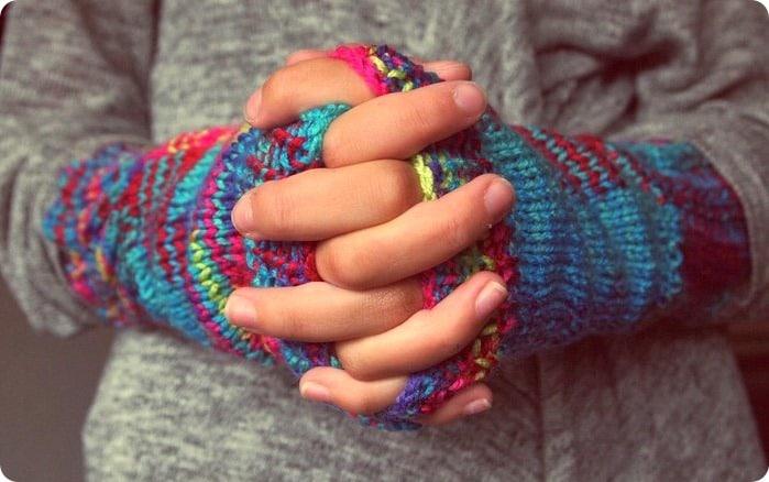 Guest post: il lavoro a maglia tra dipendenza e terapia