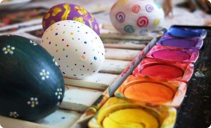 Perchè a Pasqua mangiamo le uova di cioccolato?
