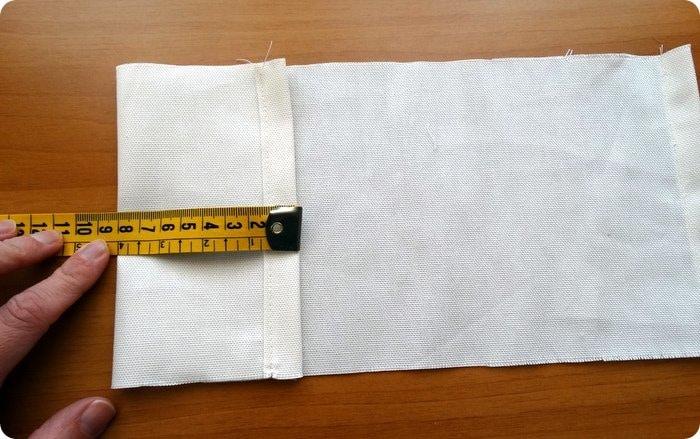 Guest Post: come fare una bustina porta confetti di stoffa