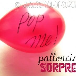 Idee per regali speciali: i palloncini a sorpresa