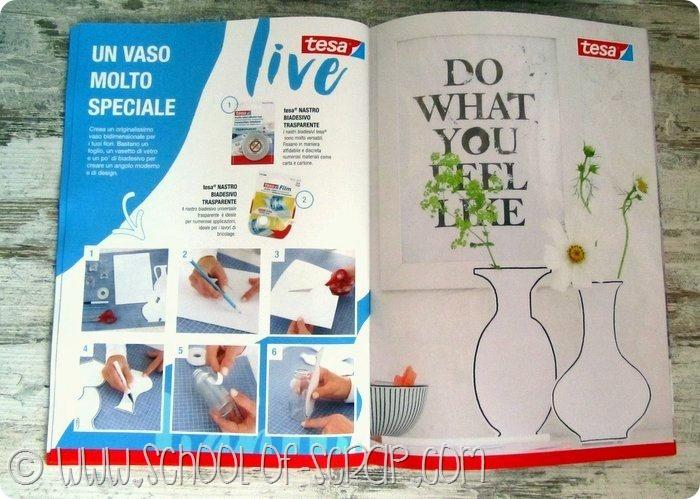 Copri vaso da fiori di carta: un'idea geniale di riciclo e dècor #FAIDATESA