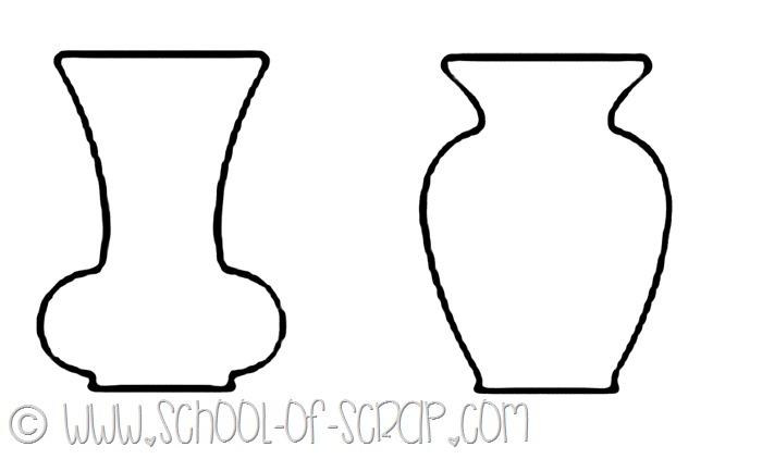 sagoma dei copri-vaso, clicca sull'immagine per aprirla ad alta risoluzione e salvarla