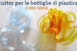 Riciclo creativo: facciamo il cutter per trasformare in corda le bottiglie di plastica