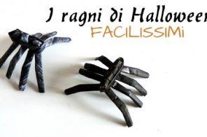 Decorazioni di Halloween: i ragni 3D fatti di carta e facilissimi