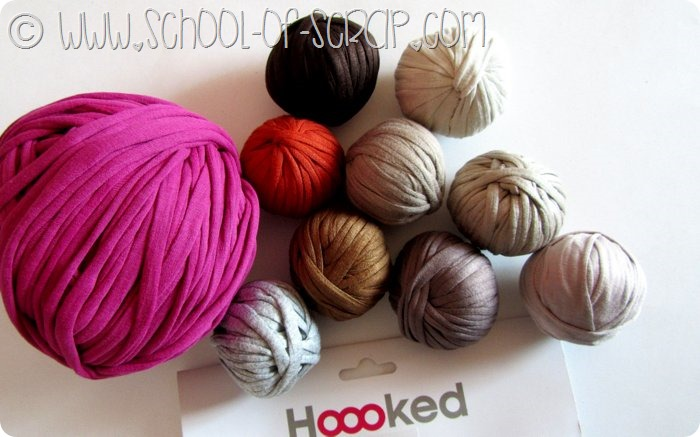 16+1 idee crochet da realizzare con Fettuccia Zpagetti, filato Creative Paper e altri filati speciali