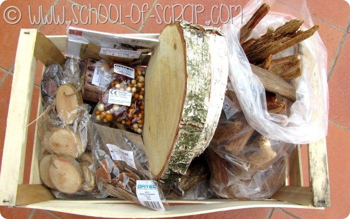 Raccolta di idee: 15 progetti per casa e tavola di Natale da fare con il legno