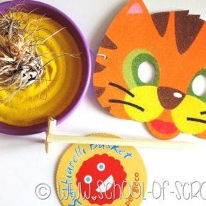 sabbiarelli: ideali per bambini a carnevale e per mamme per un giardino zen DIY