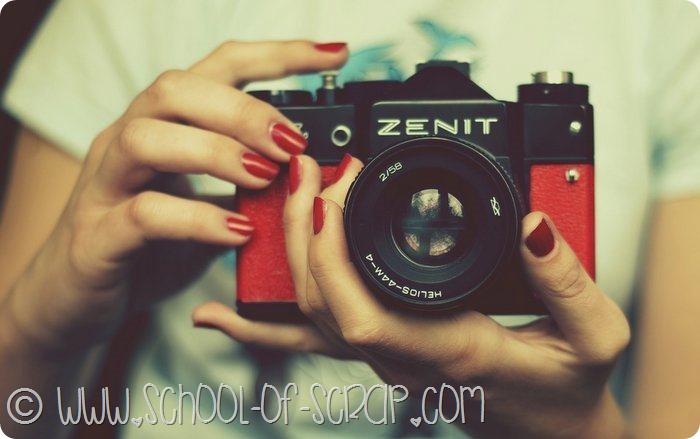 L'importanza di conservare i ricordi: scrapbooking, regali e fotografia