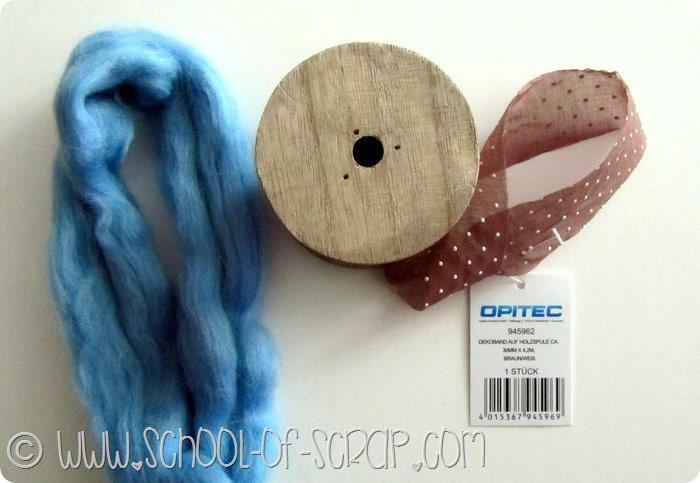 Decorare la casa: come fare un arazzo facilissimo con la lana cardata