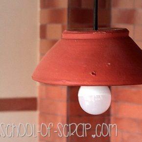 Riciclo creativo: come trasformare vasi in lampade originali e fai da te
