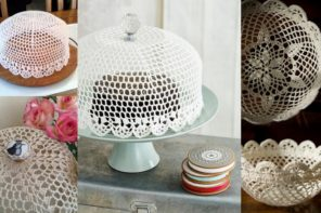 Scuola di Uncinetto: come fare un copri torta a crochet