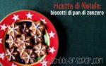 Ricette speciali per Natale: biscotti di pan di zenzero