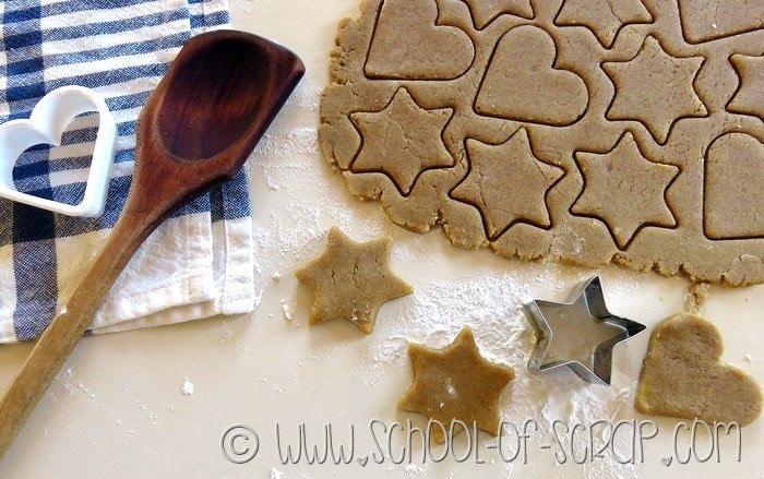 Ricette speciali per Natale biscotti di pan di zenzero facili