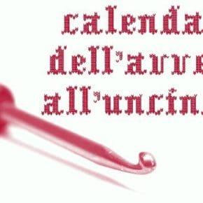 Calendario dell'Avvento all'Uncinetto