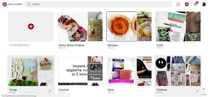 le bachece di pinterest - la guida definitiva