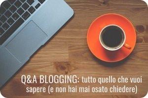 QA-blogging