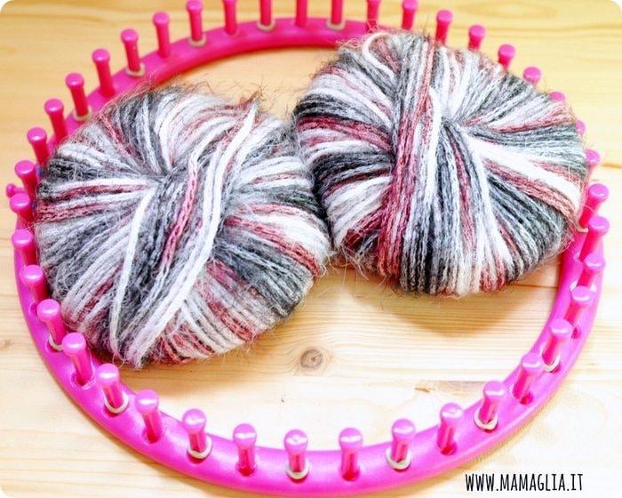 Tutti i segreti dei telai da maglia Knitting Loom e cosa ci puoi fare_