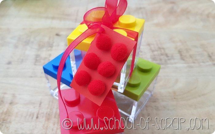 Bomboniere fai da te - idee con i Lego