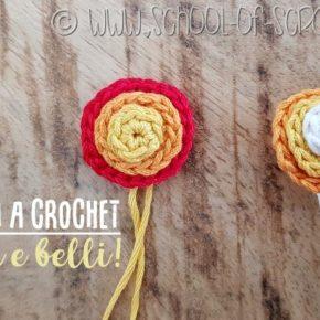 Come fare bottoni a crochet: facili, belli e di tutte le misure