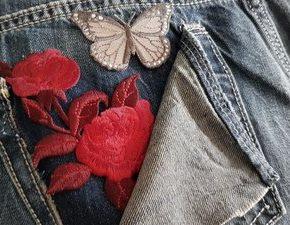 Patch: Idee re-fashion e come trasformare ogni cosa in toppa termoadesiva