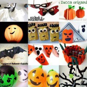 Lavoretti di Halloween: 40 decorazioni facili da copiare