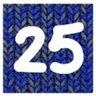 Calendario dell'avvento all'uncinetto 2018-024