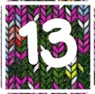 Calendario dell'avvento all'uncinetto 2018-012