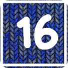 Calendario dell'avvento all'uncinetto 2018-015