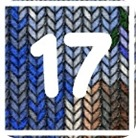Calendario dell'avvento all'uncinetto 2018-016