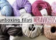 Recensione e video unboxing filati ICE Yarns dalla Turchia