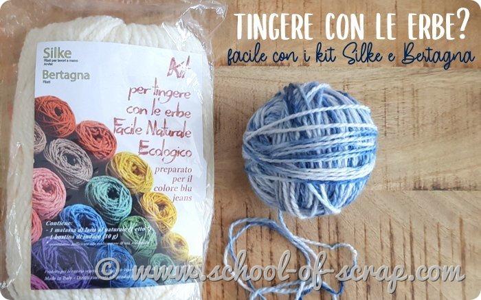 Come tingere la lana con le erbe tintorie facilmente