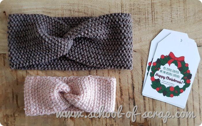 Tutorial fascia a turbante di lana all'uncinetto o a maglia - RAK of Kindness