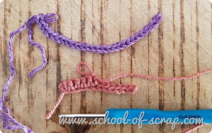 uncinetto - la catenella elastica