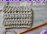 Scuola di Uncinetto: video tutorial Punto Torta o Cake Stitch