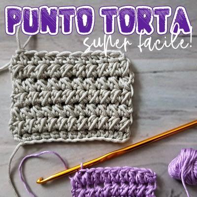 Punto Crochet All Uncinetto.Tcpon5nven4qpm
