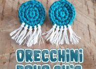 Uncinetto facile per l'estate: orecchini boho chic da fare in 5 minuti