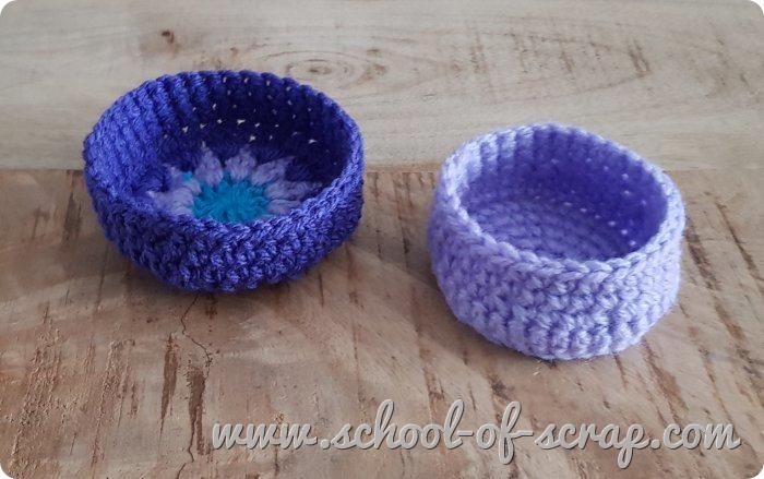 Uncinetto facile speciale regali - scatolina granny a crochet