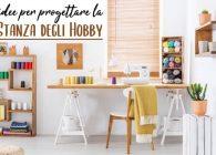 Uncinetto, cucito, maglia e tanti altri: Idee per progettare la stanza degli hobby