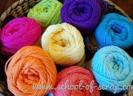 Come scegliere il cotone per l'uncinetto, ricordi e consigli