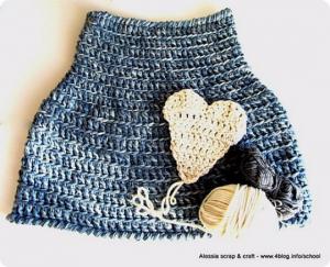 Primitive Cape Crochet Pattern